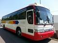 kia 2005y granbird parkway utilizado autobús 380hp en corea seúl