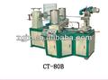 Ct-80b en espiral de papel del tubo de la máquina de papel higiénico con dos cabezas de china