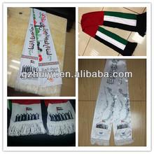 UAE National Celebration Day Fan Scarf