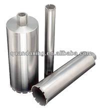 Diamond core drill bits for concrete