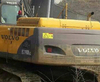 2002Y Volvo Used Excavator EC290BLC for Sale with bucket caterpillar type