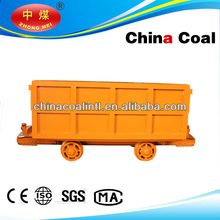 MCC Series granby type one side dumpping mine car trolley