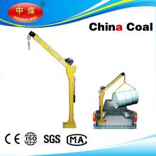 small electric hydraulic mobile crane