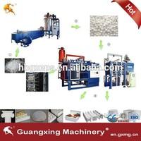 German Tech Vacuum Shape Molding Machine for EPS Crown Moulding