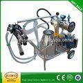 Eco- amigável máquina de ordenha pulsador, pequena máquina de ordenha
