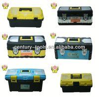 Plastic tool boxes aluminum jw-01