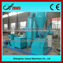 Humanized Design 500 kg/h Portable Wood Pellet Production Line 2015