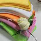 2014 Bamboo fiber microfiber Wipe up cloth for glass