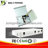 newest portable 19V/12V 12000mAh emergency car portable battery jump starter rechargeable car power bank