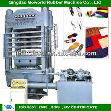 EVA high foaming machine / shoe sole making machine equipment / eva soles production line