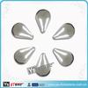 5*8mm drop iron on nailhead studs