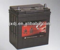 12v Sealed Lead Acid MF Auto Battery
