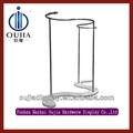 Roupas de metal pendurado display / custom metal stand