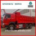 30 ton howo camión volquete 10 ruedas