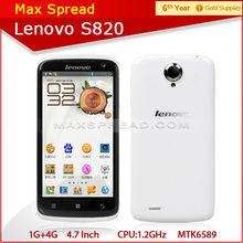 4.7inch Lenovo s820 android 4.2 lenovo shenzhen mobile phone