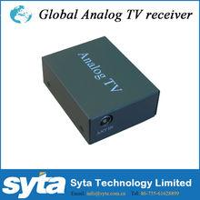digital tv analog converter Car TV receiver MINI box