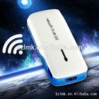 3G Best 12volt dc wireless modem router with 1800mah power bank