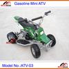 Mini ATV Gasoline 47cc 2 stroke 4 wheels Pull Start ATV-M03