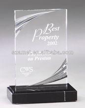 2014 Hot achievement plaques awards,achievement plaques awards manufacturer