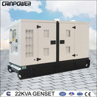New Type Laidong Engine 20kw Deep Sea Controller diesel generator set