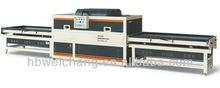 WVP2300A-2/WV2300A-2Z mdf pvc laminate machine