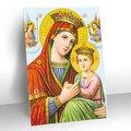 baby 3d la imagen de jesús con la artesanía marco