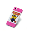 For iPhone 5s Cartoon Little Yellow Man Phone Case