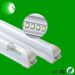 7w/11w/14w/18w/22w led tube 0.6/0.9/1.2/1.5 meter AC85-265V epistar led chip CRI80 Epister led tube zhong shan
