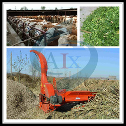 Factory direct sale forage chopper for cattle feeding