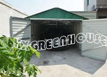 2014 NEW prefab classic folding prefab garage for sale(HX81133A)