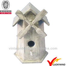 new product for stand wooden bird house shabby chic