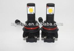 50W 3600lm CREE auto LED headlight,Generation 2 DC 12v-24v high power led car headlight,360-Degree Xenon White car led headligh