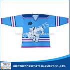 Professional custom hockey jersey designer online