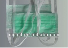 Good Quality Non-Woven Medical Face Mask use in dental hospital for Sale