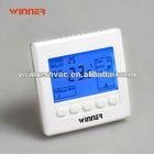 New home screen digital programmable boiler thermostat room temperature controller air&floor sensor