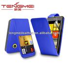 custom cover case for nokia lumia 520,for nokia lumia 520 pu leather flip case