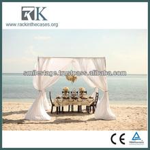 Chiffon Wedding Backdrop Drapery drapery display wall drapery