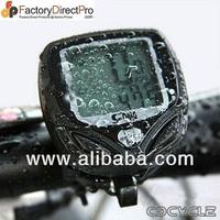 Bicycle Wireless Computer Odometer Speedometer Digital LCD Bike Meter Waterproof SD-548C