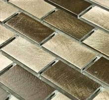 Aluminum Alloy Mosaic M4AYC522/Antique Copper Mosaic Tile