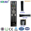 HIGH QUALITY LG YY-L010 CTVLG02 3 IN 1 UNIVERSAL TV/DVD/VCR REMOTE CONTROL