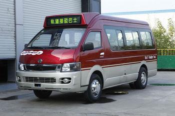 China hengtong mini passenger bus(CKZ6581D)
