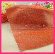 wholesale self adhesive iron on crystal rhinestone net mesh sheet WRT-009