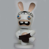 Shaking and Bobble Head Promotion Fashion Rabbit Figure