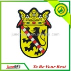 Custom black nickel car chrome badge emblem