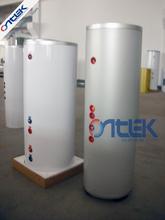Split solar water heater boiler
