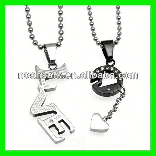 popular high end cute couple pendant jewelry wholesaler simona