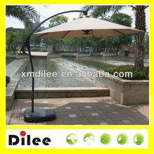 patio garden outdoor durable aluminium water proof patio umbrella