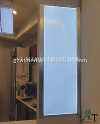 led light christmas picture frame/moving picture frame/led crystal light frame