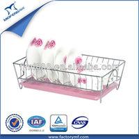 Multipurpose Stainless Steel Kitchen Plate Rack