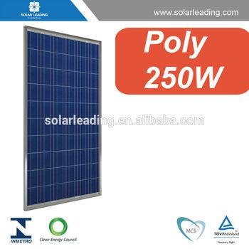Solar panel price list for 250 watt 30V. Solar Kit use